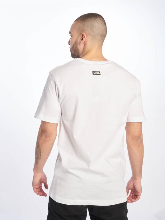 Cayler & Sons t-shirt Muniv wit