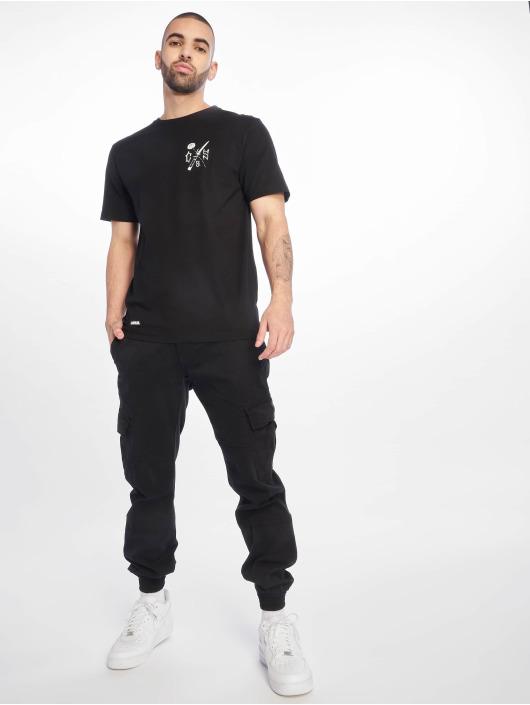 Cayler & Sons t-shirt Enemies zwart