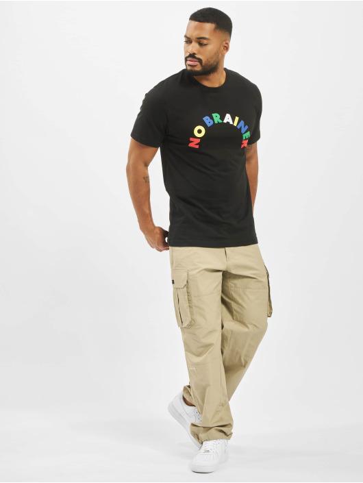 Cayler & Sons t-shirt No Brainer zwart