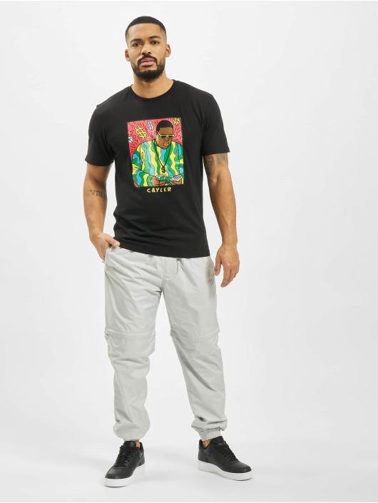 Cayler & Sons t-shirt WL Big Lines zwart