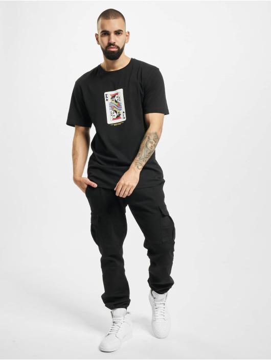 Cayler & Sons t-shirt Wl Compton Card Tee zwart