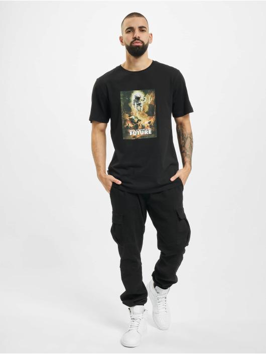 Cayler & Sons t-shirt Wl Future Fear Tee zwart