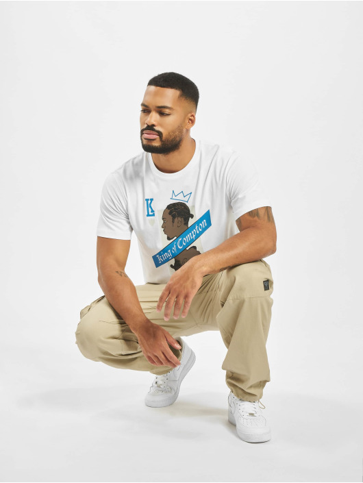 Cayler & Sons T-shirts King Compton hvid