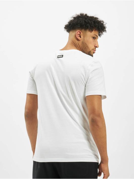 Cayler & Sons T-shirts WL Low Lines hvid