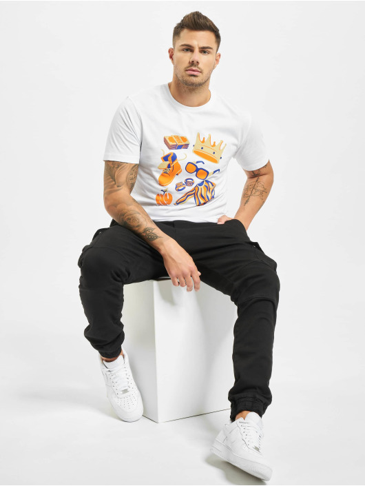 Cayler & Sons T-shirts WL Big Elements hvid
