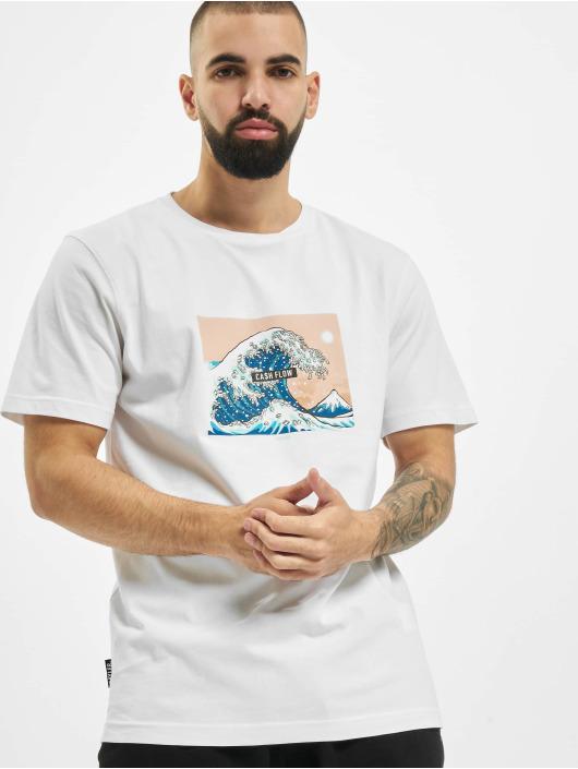 Cayler & Sons T-shirts Wl Ca$h Flow hvid