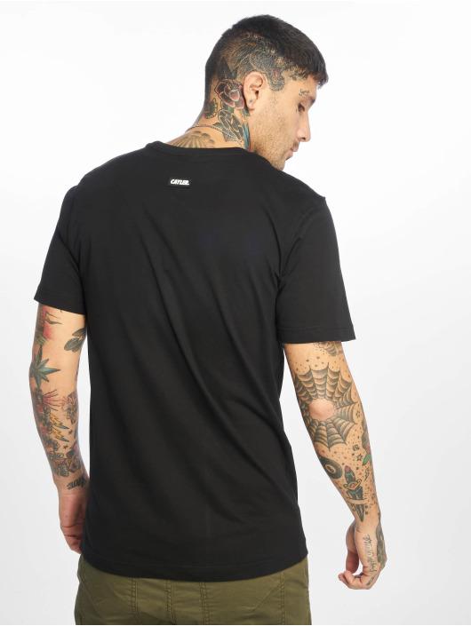 Cayler & Sons T-shirts Bon Voyage sort