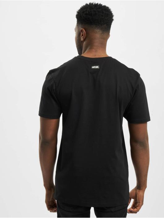 Cayler & Sons T-shirts WL High Times sort