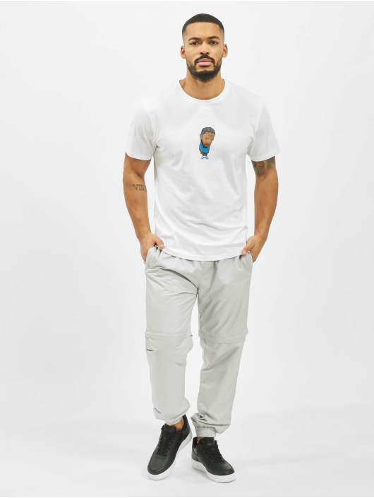 Cayler & Sons T-Shirty WL Kendrix bialy