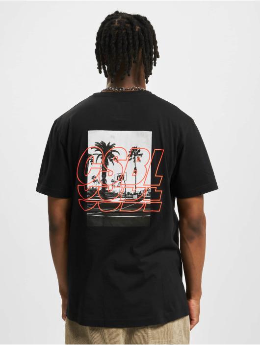 Cayler & Sons T-Shirty Late Night czarny