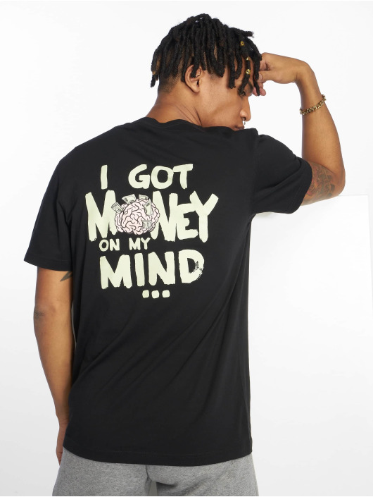 Cayler & Sons T-Shirty Wl On My Mind czarny