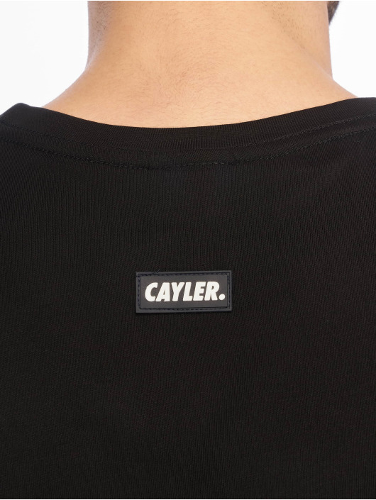 Cayler & Sons T-Shirty Seriously czarny