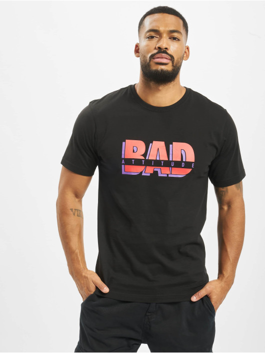 Cayler & Sons T-Shirty Bad Attitude czarny