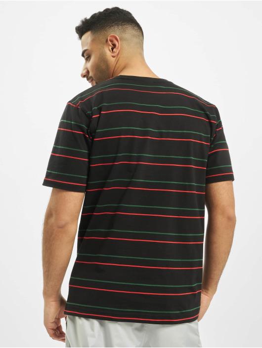 Cayler & Sons T-Shirty WL Good Day Stripe czarny