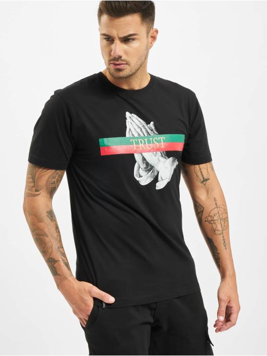 Cayler & Sons T-Shirty WL Rich Trust czarny