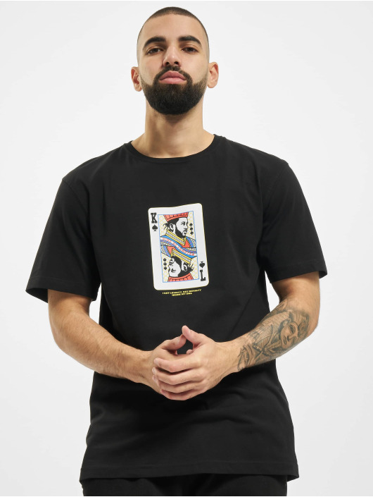 Cayler & Sons T-Shirty Wl Compton Card Tee czarny