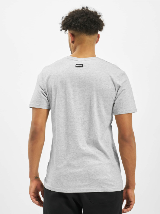 Cayler & Sons T-Shirty Wl Los Munchos szary