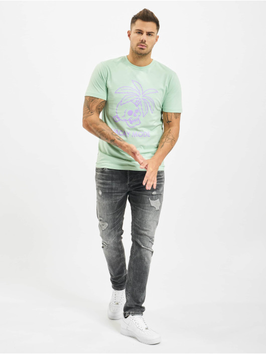 Cayler & Sons T-Shirty WL Vacay Mode zielony