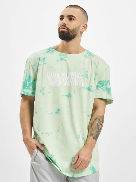 Cayler & Sons T-Shirty BL Mind Control Rounded zielony