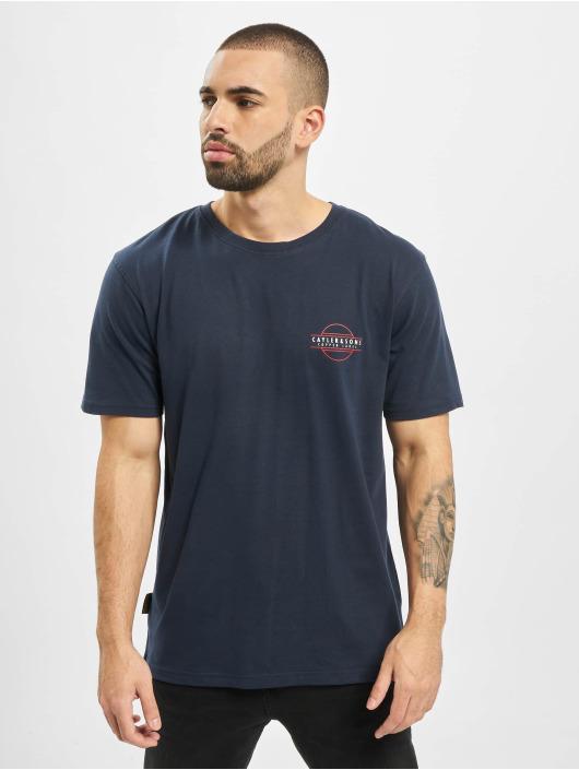 Cayler & Sons T-skjorter CL Known blå