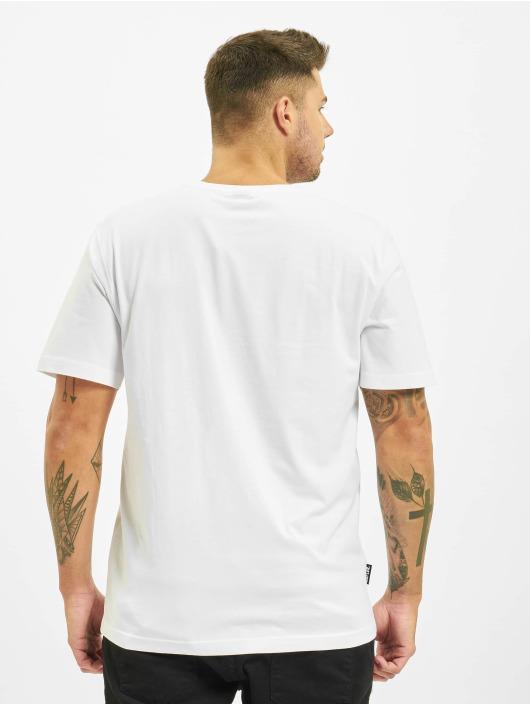 Cayler & Sons T-skjorter WL Bag Voyage hvit