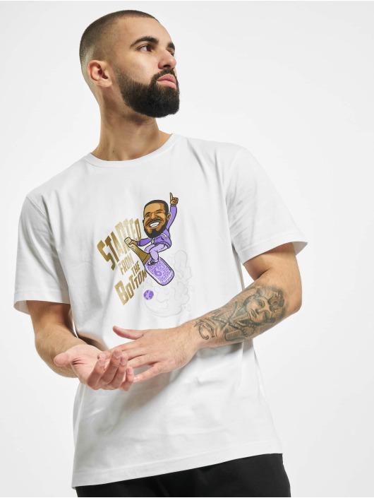Cayler & Sons T-skjorter Wl From The Bottom Tee hvit