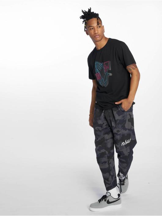 Cayler & Sons T-skjorter Wl Trust svart