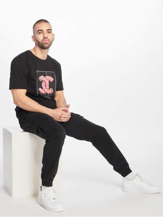 Cayler & Sons T-skjorter Munchel svart