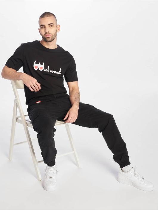 Cayler & Sons T-skjorter Westcoast svart