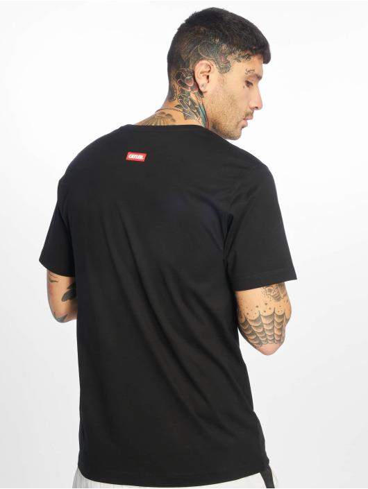 Cayler & Sons T-skjorter Jay Trust svart