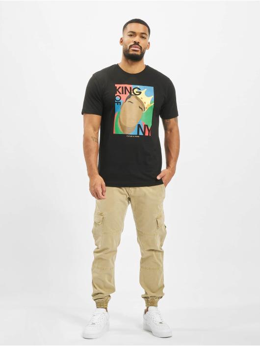 Cayler & Sons T-skjorter A Dream svart