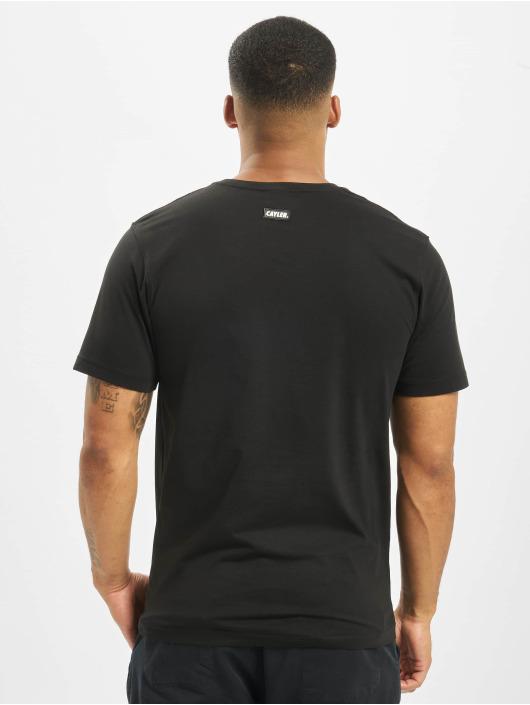 Cayler & Sons T-skjorter Bad Attitude svart