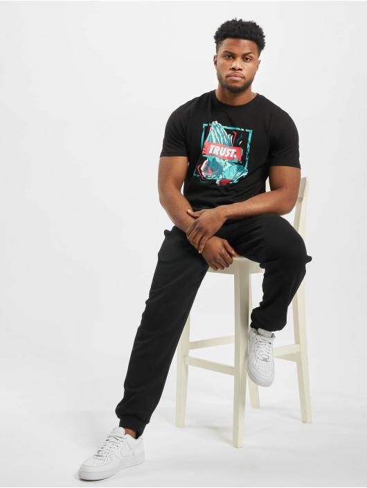 Cayler & Sons T-skjorter WL Retro Trust svart
