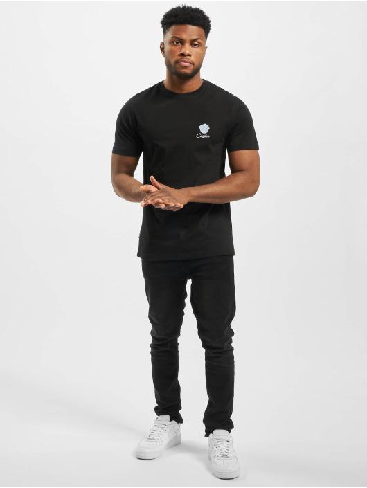 Cayler & Sons T-skjorter WL Bouquet svart