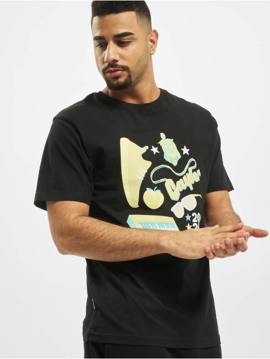 Cayler & Sons T-skjorter WL KY Elements svart
