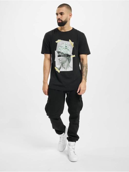 Cayler & Sons T-skjorter Wl Dollar Mind Tee svart