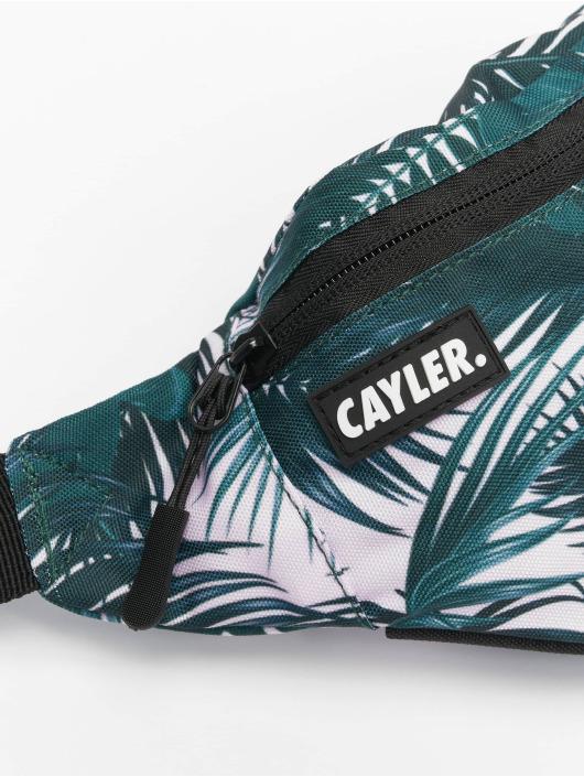Cayler & Sons Tasche Green Jungle pink