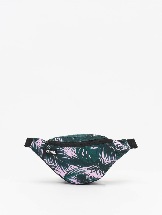 Cayler & Sons Torby Green Jungle pink