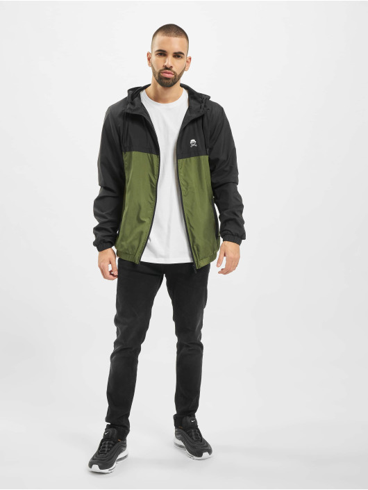 Cayler & Sons Transitional Jackets PA Small Icon svart