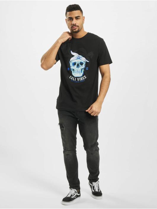 Cayler & Sons Tričká WL Cali Skull èierna