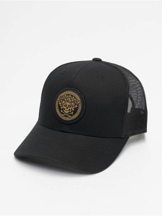 Cayler & Sons Trucker Cap WL Badusa nero