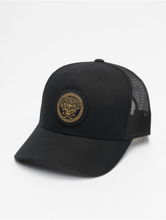Cayler & Sons Trucker Cap WL Badusa schwarz