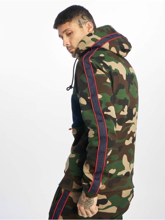 Cayler & Sons Zip Hoodie Half Zip camouflage