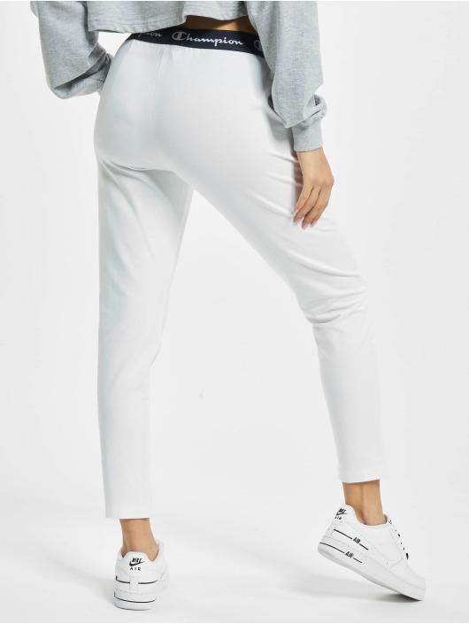 Champion Спортивные брюки Legacy Slim белый