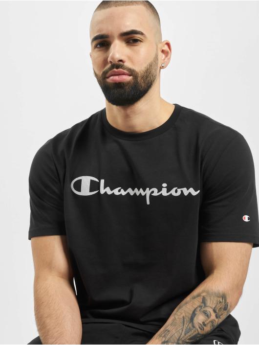 Champion Футболка Legacy черный