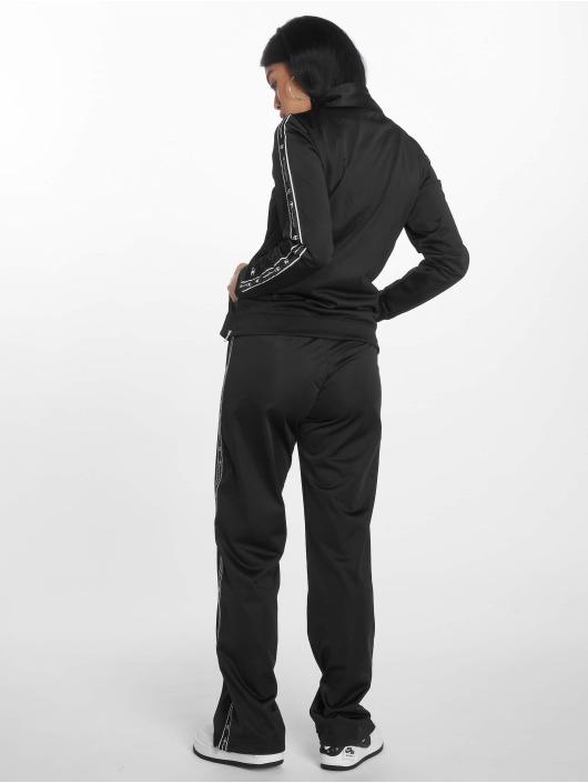 Champion Anzug Full Zip schwarz