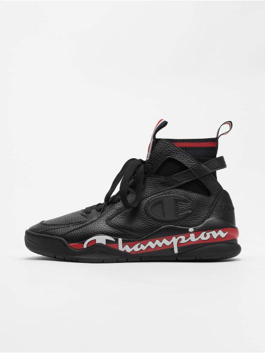 Champion Athletics Baskets Mid Cut Zone 93 noir