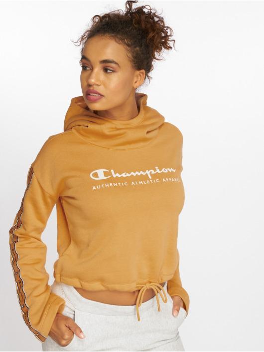 Champion Athletics Hoodie Brand Passion yellow