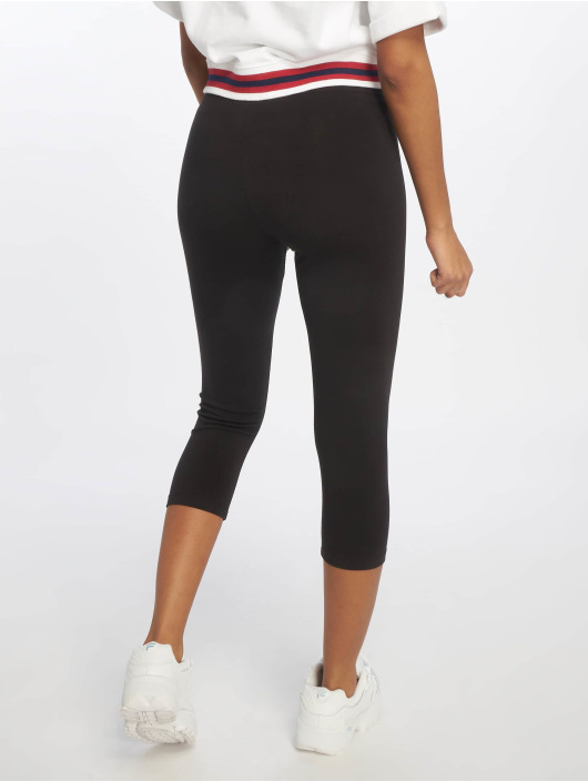 Champion Athletics Legging BigLogo schwarz