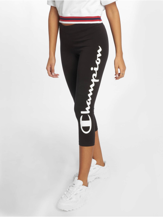 Champion Athletics Leggings/Treggings BigLogo svart